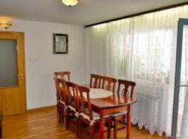 Apartament semidecomandat cu 4 camere  in zona Dacia