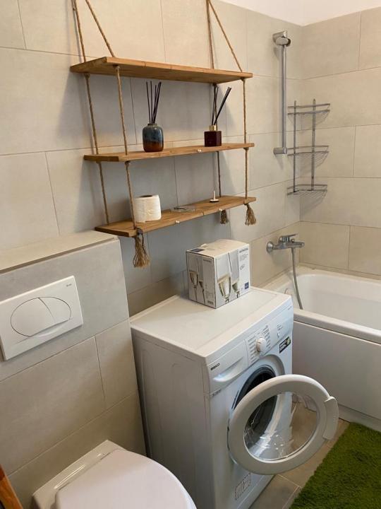 Apartament decomandat cu 1 camera in Giroc !