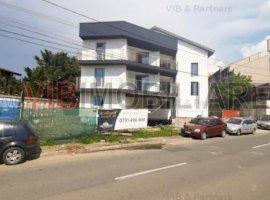 Regimentului 12 - Sisesti - Baneasa - apartament 2 camere 76 mpc