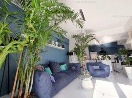 Penthouse LUX cu panorama superba - 3 camere - Magheru - Piata Romana