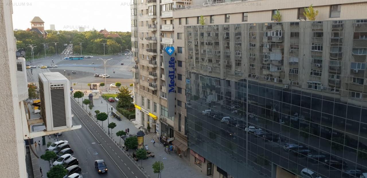 Apartament mobilat si utilat Piata Victoriei