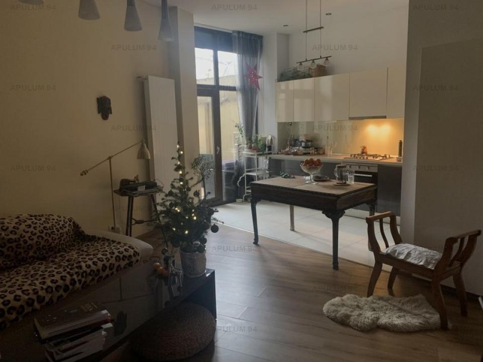 Apartament 3 camere si 2 terase Cismigiu bloc 2008