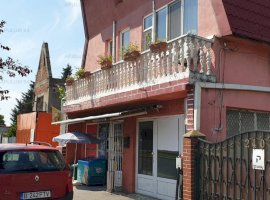 Vila Soseaua Giurgiului stradal, pretabil birouri/magazin si locuinta