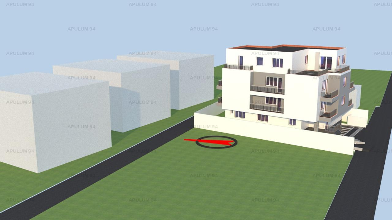 Apartamente PROIECT NOU 2021 PALLADY