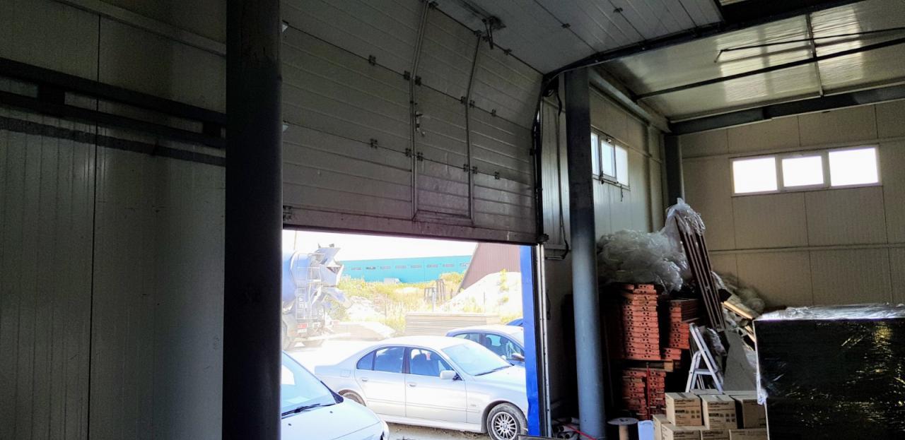 Centura Tunari spatiu depozitare 1100 mp