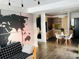 Vanzare apartament  modern 3 camere, zona Baneasa/ Sisesti, 169.000 euro