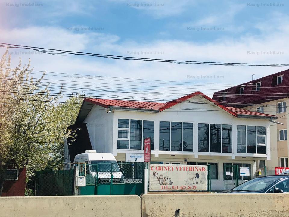Spatiu comercial vanzare Saftica Balotesti