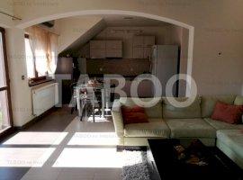 Apartament de vanzare 140 mpu 4 camere 2 bai Sibiu Strand