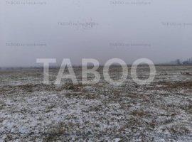 Teren de vanzare intravilan de 8.500 mp in Sibiu Calea Surii Mici