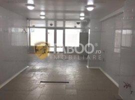 Spatiu comercial sau de productie cu vitrina de vanzare in Sibiu