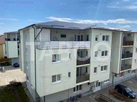 Apartament de vanzare 3 camere 72mp 2 balcoane parcare  Selimbar Sibiu