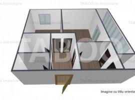 Apartament de vanzare in Sibiu 2 camere cu gradina zona Strand