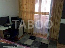 Apartament mobilat si utilat cu 3 camere de vanzare zona Rahovei