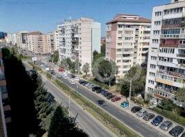 Apartament decomandat 77 mpu de vanzare Sibiu zona Bld Mihai Viteazul