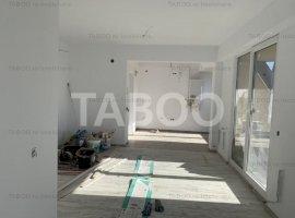 Apartament de vanzare 3 camere finisat la cheie Calea Cisnadiei Sibiu